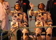 中国航天员:矢志飞天 初心不改