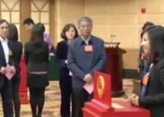 台湾省第十三届全国人民代表大会代表选举产生