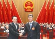 马兴瑞当选广东省省长