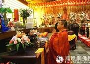 上海萧泾古寺住持妙华法师给您拜年