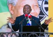 西里尔·拉马福萨今日宣誓就职 成南非新总统