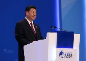 最新!习近平博鳌论坛演讲:中国开放的大门不会关闭