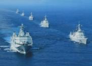 三亚海域军事训练提前结束 18日台湾海峡实弹演习