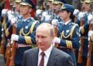"""普京这次访华有两个""""特殊""""安排"""