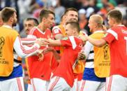 俄罗斯世界杯揭幕战东道主大胜对手