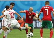 布哈杜兹送乌龙大礼 伊朗绝杀摩洛哥迎世界杯历史第二胜