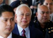 马来西亚前总理面临4项指控 涉案金额超亿元