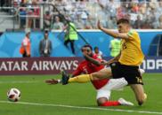 丁丁助攻阿扎尔破门 比利时胜英格兰夺季军创历史