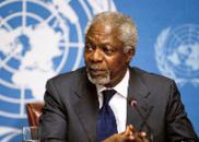 安南支持改革联合国安理会 对自己未完成改革失望