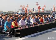 多图:市南区巡演巡讲第七场走进海军长岛船