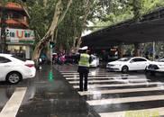 郑州交警启动恶劣天气应急预案 保证道路安全畅通