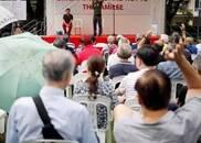 李光耀去世2年 国民示威:新加坡不属于李氏家族