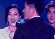 李晨情歌告白 范冰冰捂脸害羞 网友:他俩真爱无疑