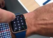 Apple Watch 3上手试玩,一款可以打电话的手表