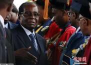 津巴布韦执政党要求总统穆加贝辞职 否则将被弹劾