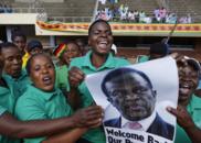津巴布韦举行新总统就职典礼姆南加古瓦啥来头?