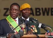 津巴布韦新总统解散旧内阁并任命两名代理部长