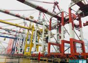 岸桥博物馆:长兴岛港机生产基地 一台2千万美金!