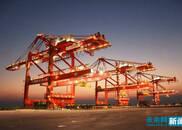 洋山港四期开港 被誉为全球最大自动化码头