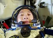 中国航天员太空摄影作品