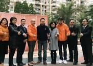 深圳首个AED社区应急站落成