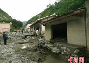 铁路线路坍塌 陇海、兰渝线列车晚点或停运
