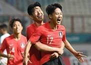 下个孙兴慜?韩国出现一超级新星 未来成国足劲敌