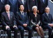 """周小川与肖捷共同""""点赞""""中国经济:6.5%目标可以实现"""