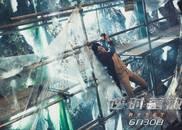 《逆时营救》曝特辑 杨幂霍建华挑战高难度动作戏(图)