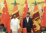 斯里兰卡新政府叫停中资港口城项目 习近平推动重启