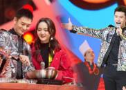 视频:黄晓明现场唱嘻哈炒大虾,玩出新意。