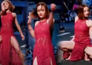 视频:女舞者颜值逆天,露腿扭腰狂撩韩庚