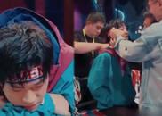 视频:千玺高烧坚持录节目,黄子韬:我很崇拜你