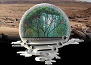 人类能否定居火星?首先应在火星建立自给自足栖息地