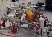 NASA新一代火星车曝光 即将启程!