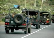 解放军台海军演之际,新加坡与台湾举行对抗演习