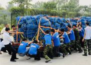 汶川地震十周年 救援者:众人拾柴火焰高