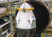 载人龙飞船在NASA接受最后测试 或用于2024年登陆火星