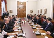 """保加利亚总统这项提议与李克强""""一拍即合"""""""