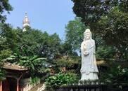 最想对观音菩萨说的话:四川崇州白塔寺街采