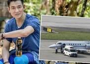 刘德华被曝坠马受伤腰脊骨裂 乘专机返港