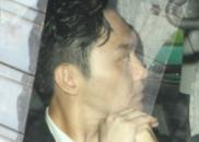 [现场]张智霖沈嘉伟现身 酒店戒备森严