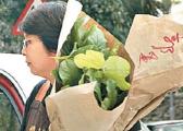 寓意开枝散叶?郭富城婚后第一天送这样的花给方媛