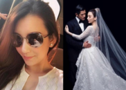 郭富城娇妻方媛被曝怀女娃 预产期是9月在上海安胎