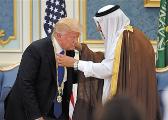 大选时发表反伊斯兰言论的特朗普为何首访选中东?
