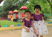 """砥砺奋进的五年:姐妹俩的""""草莓娃娃"""""""
