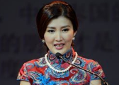 泰传媒董事长出席盛典 美丽容貌神似前总理英拉