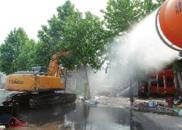 三条街拆了252户违建!济南一街道一天拆违7000多平米