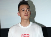 《青禾男高》公映礼 欧豪:为求真实 片中都是真打