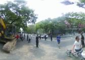 北京故宫外启动集中拆违:填埋地下室 原址还建